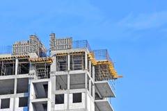 Baustellearbeit Lizenzfreies Stockfoto