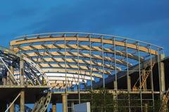 Baustellefragment Lizenzfreie Stockbilder
