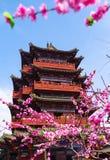 Baustil der Song-Dynastie stockfotografie