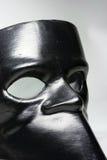 Bauta - le masque vénitien traditionnel Image stock