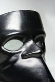 Bauta - The Traditional Venetian Mask Stock Image