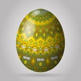 Bautiful复活节彩蛋 免版税库存图片