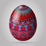 Bautiful easter egg Royalty Free Stock Images