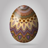 Bautiful easter egg Royalty Free Stock Photography