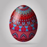 Bautiful Easter jajko Obrazy Royalty Free
