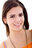 Bautiful young woman Stock Images