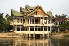 Bauty провинции Riau государства Buluh Cina Kampar стоковая фотография
