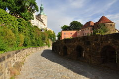 Bautzen Γερμανία Σαξωνία Στοκ εικόνα με δικαίωμα ελεύθερης χρήσης