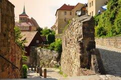 Bautzen Γερμανία Σαξωνία Στοκ φωτογραφία με δικαίωμα ελεύθερης χρήσης