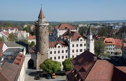 Bautzen, Alemanha Imagens de Stock Royalty Free