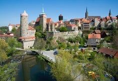 Bautzen, Alemania fotos de archivo