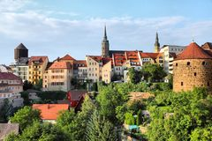 Bautzen Royalty Free Stock Photo