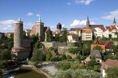 Bautzen. The City  Bautzen in Eastern Germany Royalty Free Stock Photography