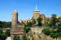 Bautzen - Duitsland stock foto's