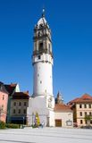 Bautzen,Germany. Tower Reichenturm in city Bautzen,Germany Royalty Free Stock Photo
