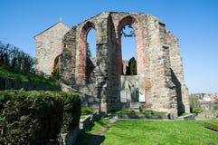 Bautzen, Germany. The ruins of the monastery in Bautzen, Germany Royalty Free Stock Photo