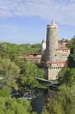 Bautzen Tower Stock Images