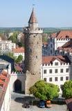 Bautzen Tyskland Arkivbilder