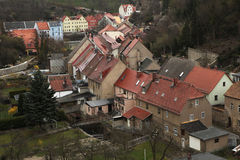 Bautzen, Upper Lusatia, Saxony, Germany. Stock Photo