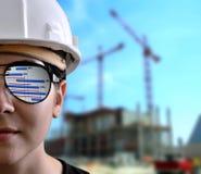 Bauvorhaben Lizenzfreie Stockfotos