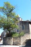 悔罪者的教堂,列斯Baux de普罗旺斯,法国 免版税图库摄影