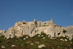 baux de les Провансаль стоковое фото