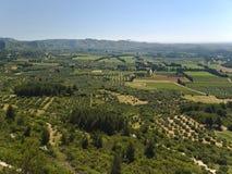 baux De Les Provence zdjęcia royalty free