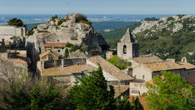 Baux de provence - France Stock Photos