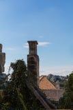 Baux de Provence zadasza 2 Zdjęcie Stock