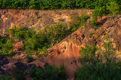Bauxite Royalty Free Stock Image