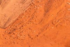 Bauxite mining Royalty Free Stock Photos