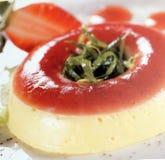 Bavarese Dessert Stock Images