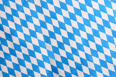 Bavaria. View of bavarian flag as a background Stock Photos