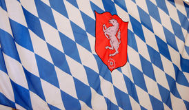 Bavaria. N flag Stock Photos