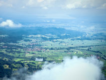 Bavaria from above Stock Photos