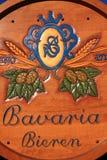Bavaria beer brand Stock Images