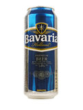 Bavaria beer can Stock Image