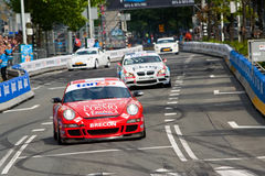 Bavaria City Racing 2009 Royalty Free Stock Photography