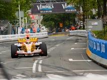 Bavaria City Racing 2009 Royalty Free Stock Image