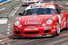 Bavaria City Racing 2009 stock image