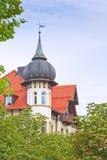 bavaria domu wierza Zdjęcie Royalty Free
