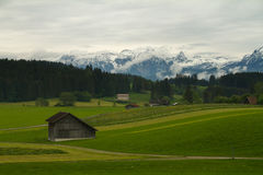 Bavaria fields, Germany Stock Images