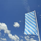 Bavaria  flag . Stock Photo