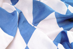 Bavaria flag Stock Image