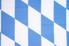 Bavaria flag Royalty Free Stock Photography