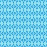 Bavaria Flag Seamless Pattern Background Oktoberfest Festival Holiday Concept. Flat Vector Illustration Stock Photography