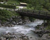 Bavaria. Hiking through the Bavarian Alps of Southern Germany Stock Photo