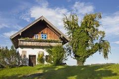 Bavaria house Royalty Free Stock Images