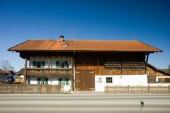 Bavaria house Royalty Free Stock Photo