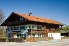 Bavaria house Stock Image